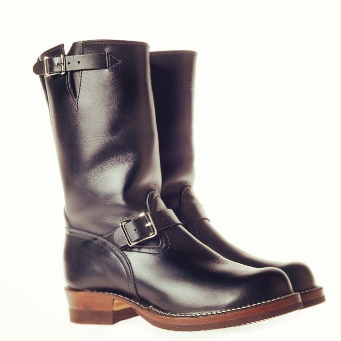 Coming soon... Wesco boots! Boss boot.