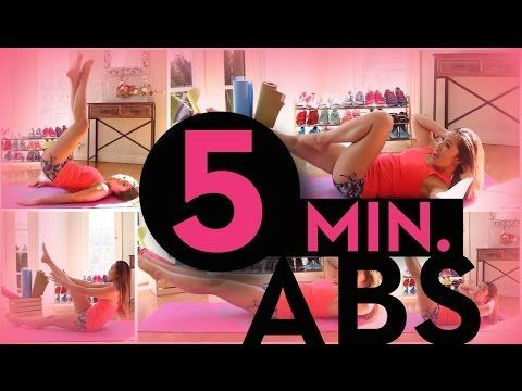 9 of the Best Ab Workouts on YouTube