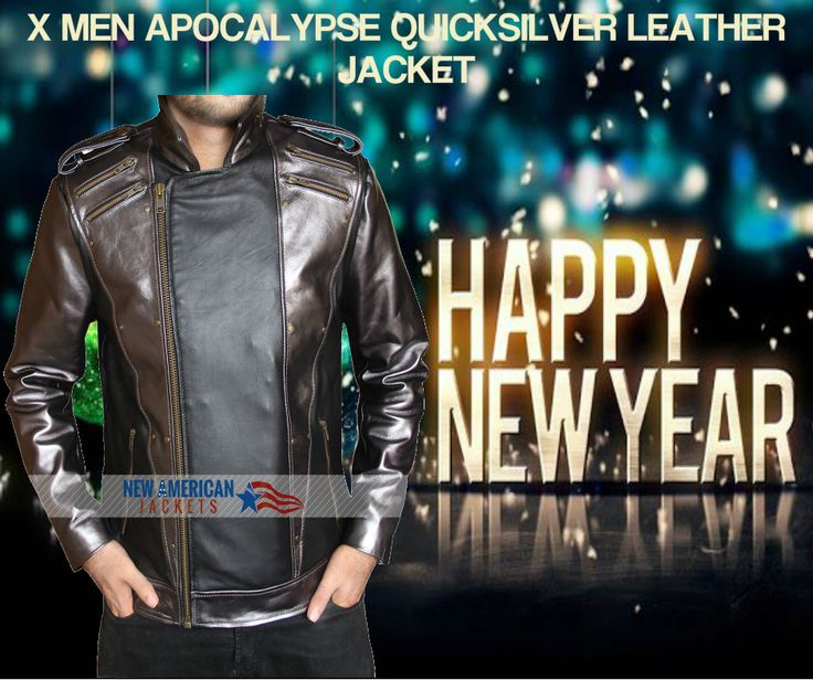 Happy New Year Sale Offer Just Only At $149 Evan Peters X Men Apocalypse Quicksilver Leather Jacket at Online Shop Free Gifts & Free Shipping ,    #XMenApocalypse #Quicksilver #LeatherJacket #EvanPeters #fashion #stylish #menswear #mensfashion #celebs #vintage #clothing #outfit #fashionlover #fashionstyle #memes #geek #comic #cosplay #costume #movie #shoppingseason #jacket #leatherfashion #sale #holiday #newyear #winter