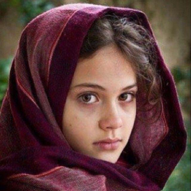 Afghan Persian Girl (Afghanistan, Persia)