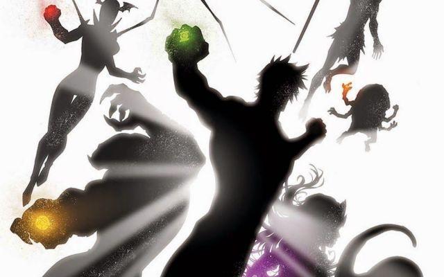 Riassunti i numeri #1-4 di Green Lantern New Guardians The New 52! DC Comics Cominciano i riassunti della terza serie dedicata alle Lanterne Verdi. Green Lantern New Guardians avrà la Lanterna Bianca Kyle Rayner per protagonista in un'avventura che gli cambierà totalmente la  #newguardians #greenlantern