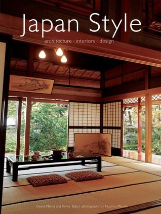 Japan Style Architecture, Interiors  Design Living Aesthetic