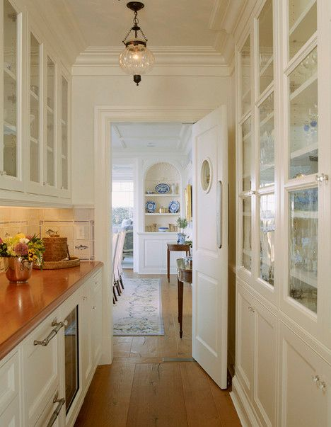 Кухня в коридоре фото-6