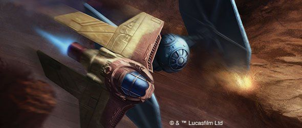 Guest Writer Bryan Young on Blending X-Wing™ and Age of Rebellion™