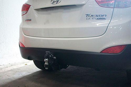 Tiro de Arrastre Hyundai Tucson IX35