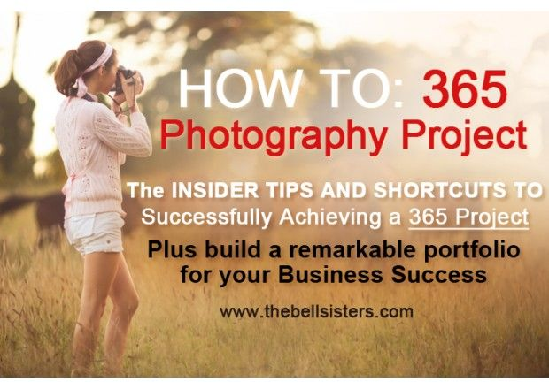 Photography Project Advice.?