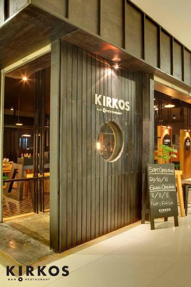 KIRKOS Bar & Resto - Surabaya, East Java, INDONESIA