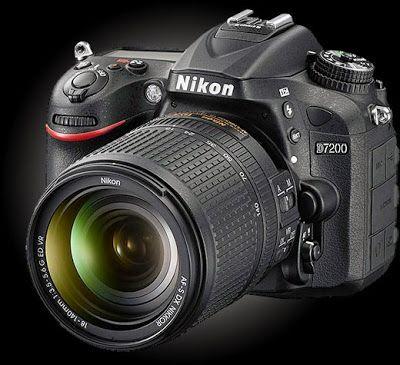 Nikon D 7200 diverse novità tecniche sulla nuova n...