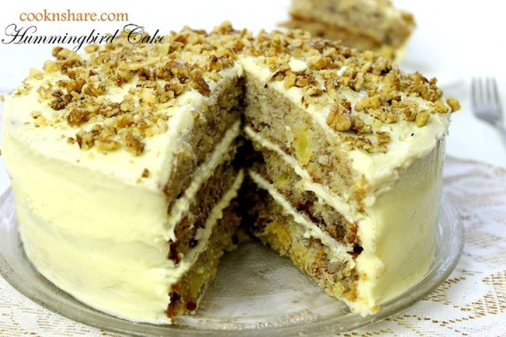 Make Banana Pineapple Cake