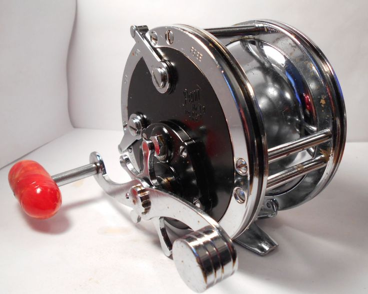 Vintage PENN REELS No. 49 Super Mariner Conventional Saltwater Fishing Reel #Penn