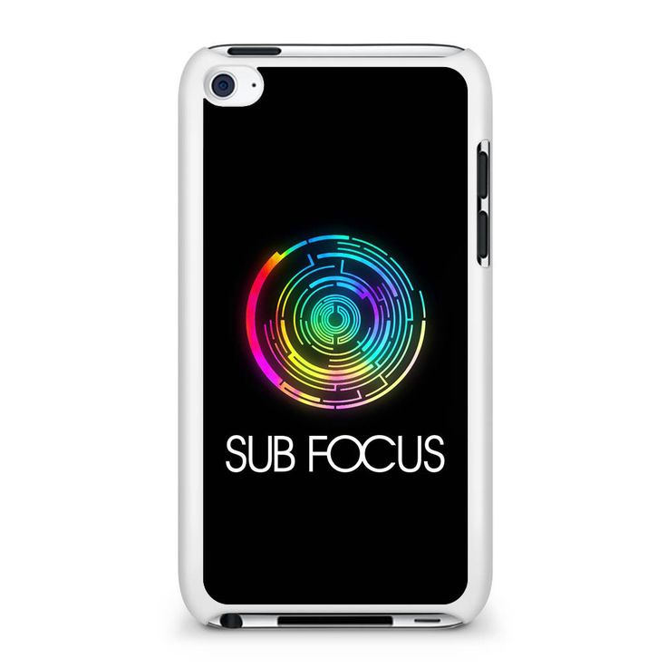Sub Focus iPod Touch 4 Case
