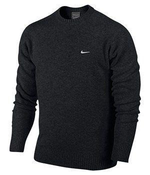 Brand New Nike Golf Crew Neck Pure Wool Sweater Jumper Mens 2013 Lambswool   eBay