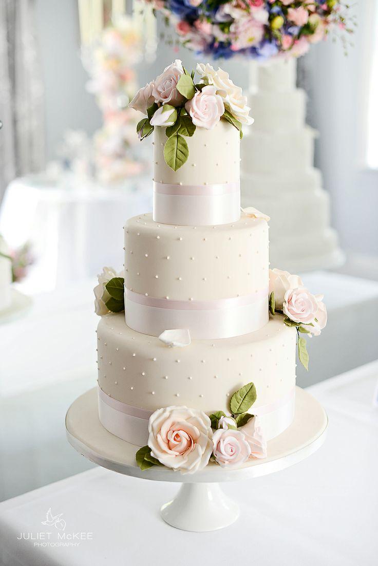 Peggy Porschen Wedding Cake ᘡղbᘠ