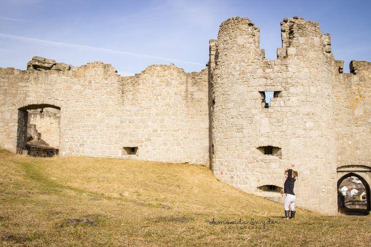 Flossenburg Castle Ruins Germany