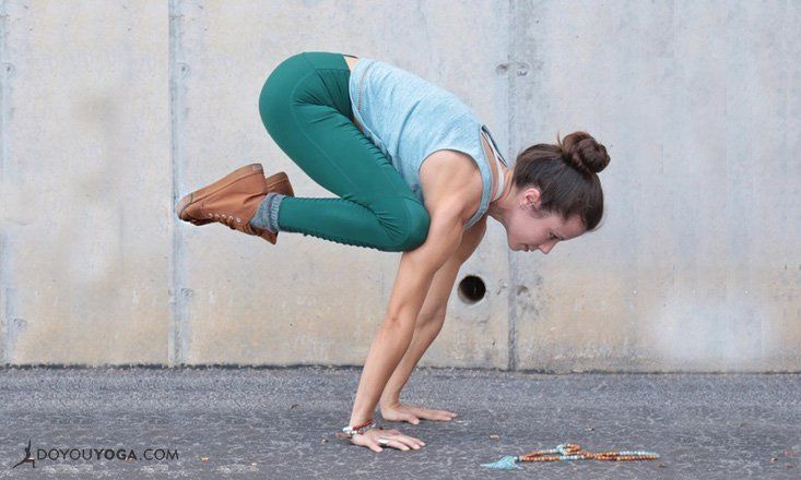 Arm balances have a funny way of seeming impossible until one day they are not. There's a plus side too. Here are 5 Benefits of arm balances.