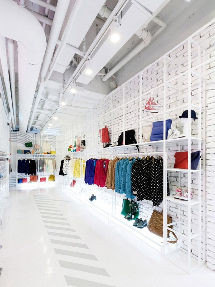 Sumit shop by m4 design, Seoul