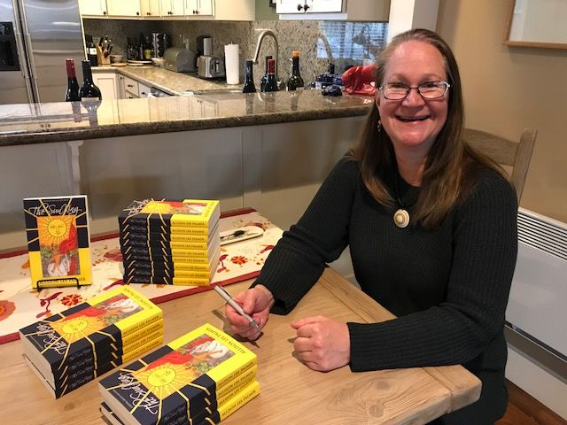 A big thank you to everyone who attended the January reception, reading, and book signing in #Seattle, #Washington to celebrate the release of #TheSunKing by Allison Lee Palmer. Learn more about the fictionalized memoir about a mother, her son, and mania at http://www.open-bks.com/library/moderns/the-sun-king/order.html