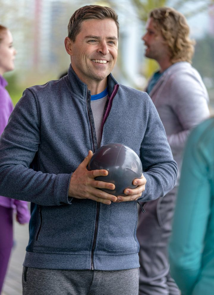 Ever heard of a bridal bootcamp? Kavan Smith (When Calls the Heart) stars in The Perfect Bride. Is he the perfect groom? Find out on Saturday June 10th at 9/8c on Hallmark Channel, part of our June Weddings celebration!