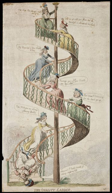 9 Old-Fashioned Ways to Climb the Social Ladder