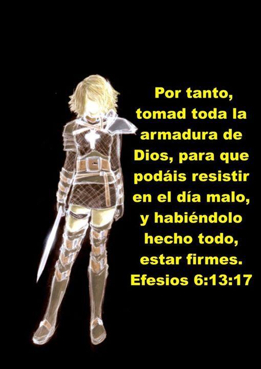 Efesios 6:13-17