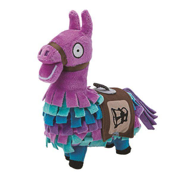 Fortnite 7 Llama Loot Plush Walmart Com In 2021 Llama Stuffed Animal Llama Plush Soft Stuffed Animals