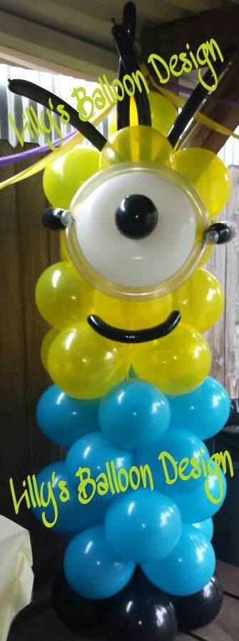 Online Wholesale Balloons & Supplies 888-599-FAST(3278 )lowest prices on Next Day, 2Day & 3Day FREE NATIONWIDE SHIPPING)Balloon Printing .Minion Balloon sculpture