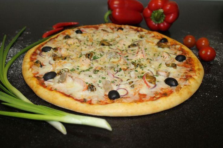 """http://elitavkusa.ru/pizza-geleznodorogniy/dary-morja.html  Как, Вы еще не оценили нашу замечательную пиццу Дары моря? Заказывай прямо сейчас! http://elitavkusa.ru/pizza-geleznodorogniy/dary-morja.html  И не забудь про напитки - с ними пицца еще вкуснее!  Состав: томатный соус, сыр """"Моцарелла"""", креветки, мидии, лосось, снежный краб, маслины, лук красный, зелень  Цена: 590 рублей  Доставим вкусняшки быстрее молнии по Железнодорожному🚀  👌Вкус удовольствия - оторваться невозможно!👌 #пицца…"""