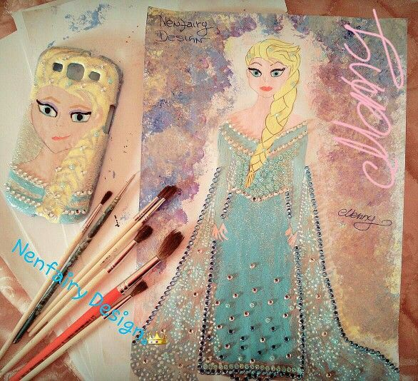 Frozen elsa cover & elsa draw ❄ ⛄ #disney #draw #onceuponatime #anna #drawing #bestoftheday #disneylandparis #elsa #disneyworld #frozen #artesania #artigianato #etsy #craft #hechoamano #handarbeit #artoftheday #artsy #creative #arte #artista #instaart #instartist #artoftheday #pen #pencil #paper #photography #picture #sketch #skectchbook #beautiful