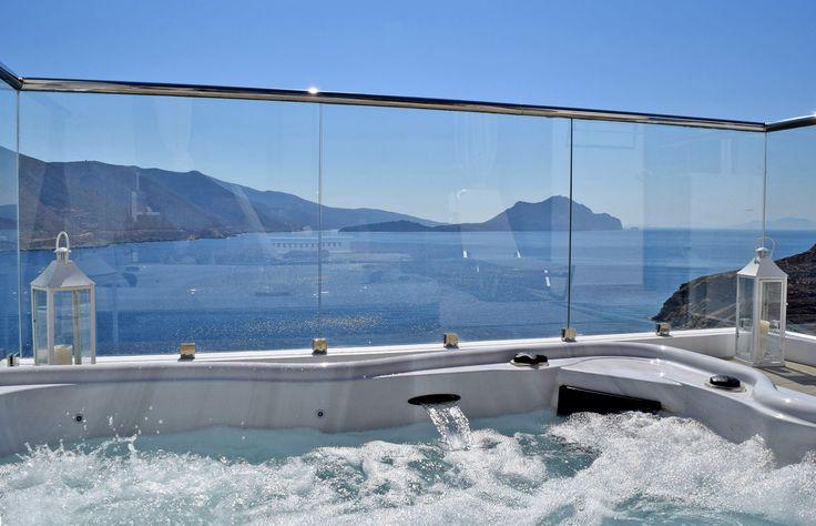Honeymoon Suite - Aegialis Hotel & Spa Amorgos