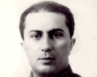 Yakov dzhugashvili  Stallin's son