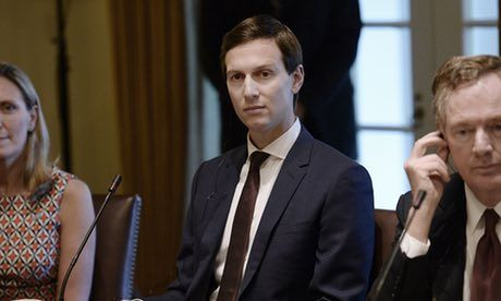Who is Sergei Gorkov, the powerful Russian banker who met Jared Kushner? The FBI are scrutinising the December meeting between Kushner and the head of Vnesheconombank, the US-sanctioned bank that funds Putin's pet projects