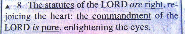 Day 102: Deuteronomy 26-27; Psalms 19; Proverbs 12.