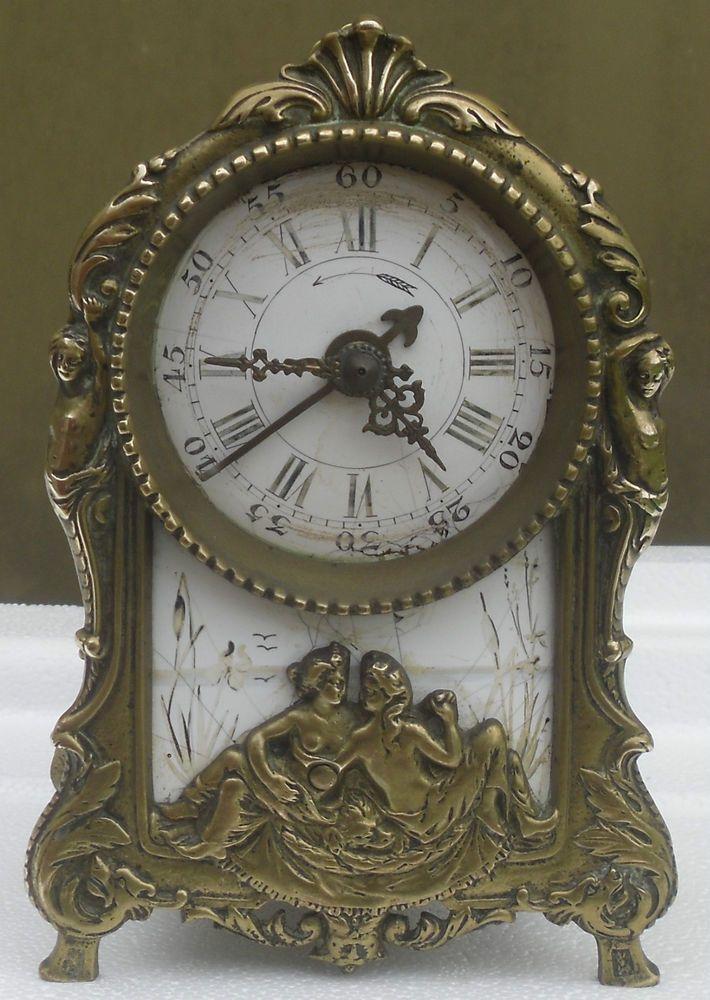 Assez Les 25 meilleures idées de la catégorie Horloges anciennes sur  DX19