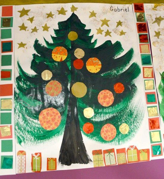 Activites De Noel Pour Les Enfants D Age Prescolaire Artisanat De