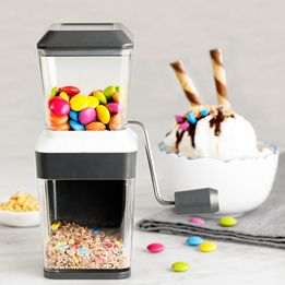 Chocolate Topping Dessert Grinder