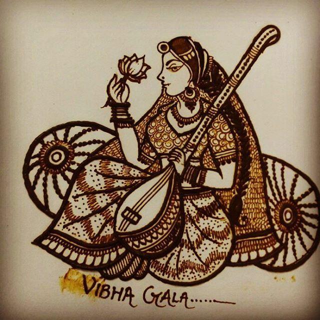 Vibha Gala Prof.Mehendi Artist (@vibha1983) Instagram tracking tool - Cezy