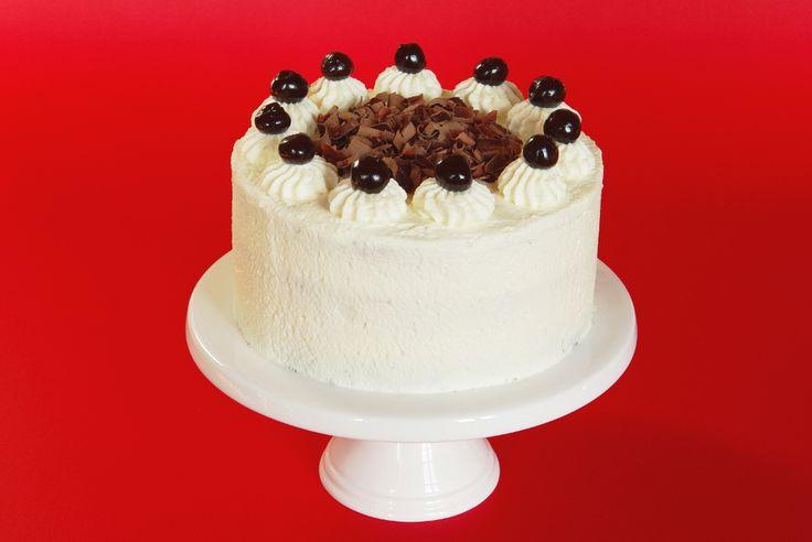 Schwarzwaldský třešňový dort