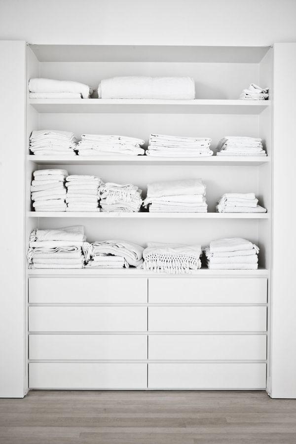13 best images about linen closet ideas on pinterest for Linen closet ikea