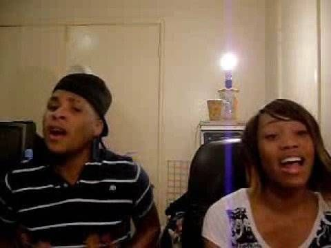 Jordin Sparks & Chris Brown - No Air cover By Dondria & DatboyBroadway