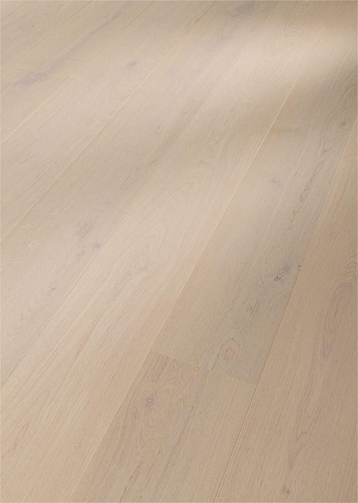 5301 36 8135 22 Meister Longlife-Parkett PD 550 Landhausdiele Eiche weiß lebhaft gefast gebürstet naturgeölt