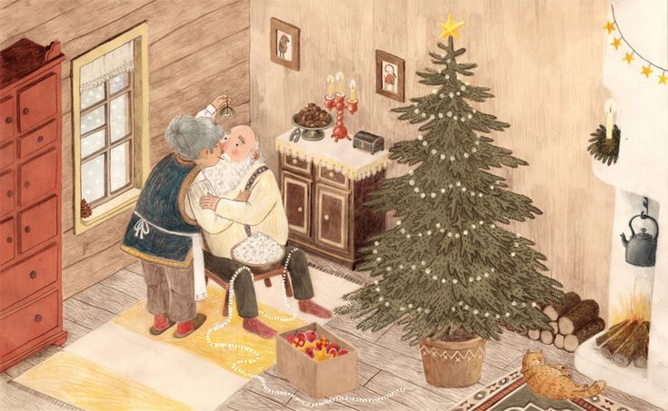 çizgili masallar: Santa Clauses: Short Poems from the North Pole by Chuck Groenink