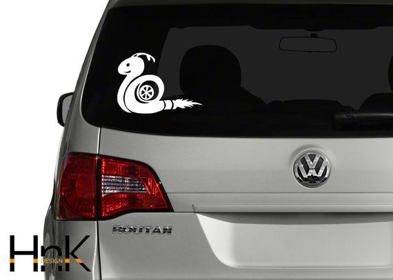 Car decal carvinyl decalcar sticker bumpersticker by hnkdesign https