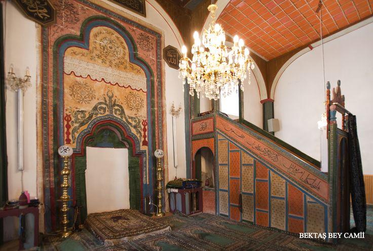 Çamoluk Bektaşbey Camii