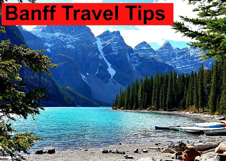 Travel tips for Banff, Canada - Things to see and do, plus where to stay, eat, drink and explore: http://www.ytravelblog.com/what-to-do-in-banff-canada/