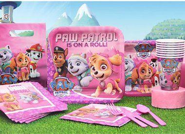Paw patrol feestartikelen & versiering