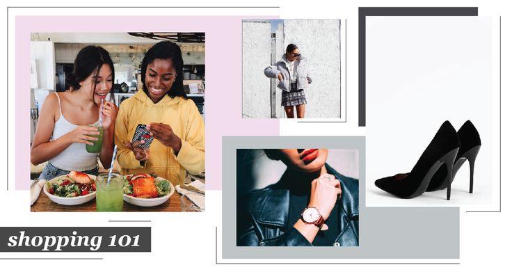 Shopping 101 | ¿No sabes donde comprar este Black Friday 2017? ¡Miren estas tiendas en linea donde pueden encontrar ropa, maquillaje y accesorios que están en tendencia!