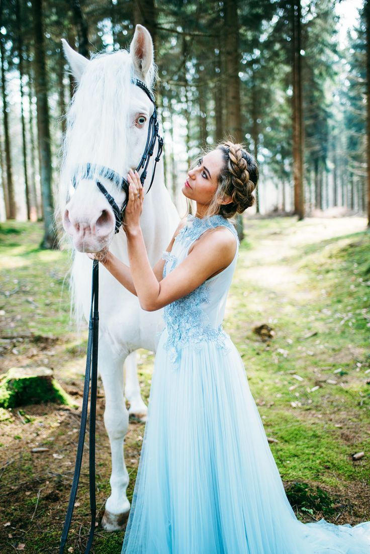 The ice blue colour of our HEPBURN GOWN in the Netherlands. Stunning! http://www.whenfreddiemetlilly.com.au/hepburn-gown-11197.html