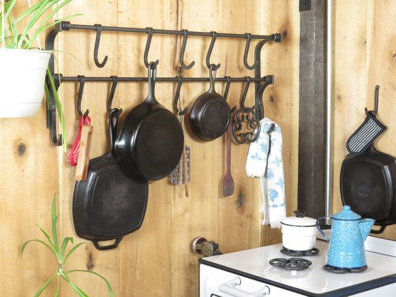For those of us who prefer the cooking properties of cast iron, it can be…