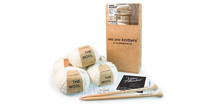 Vinci gratis un kit per lavorare a maglia - http://www.omaggiomania.com/contest/vinci-kit-maglia-weareknitters/