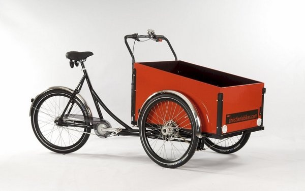 Christiania bike – kids of all abilities can enjoy the ride